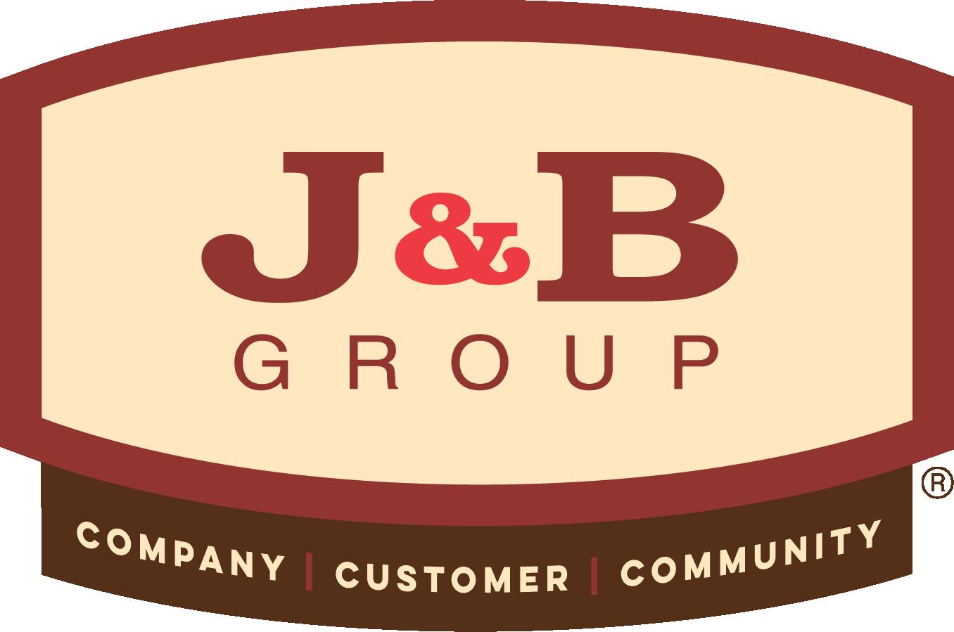 J & B Group Logo