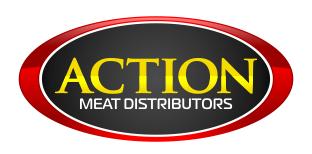 Action Meat Distributors Logo